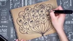 как рисовать эмоции